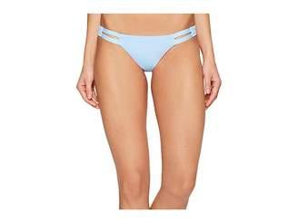 Vitamin A Swimwear Neutra Hipster Cheeky Bikini Bottom