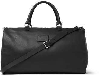 Andersons Anderson's - Full-Grain Leather Holdall - Men - Black