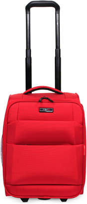 "Revo Closeout! Airborne 18"" International Carry-On Suitcase"
