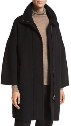 Vince Wool Duffle Coat $695 thestylecure.com