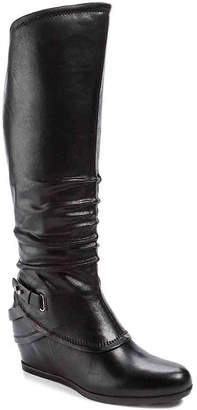 d7b463410a9 Bare Traps Tesa Wide Calf Wedge Boot - Women s