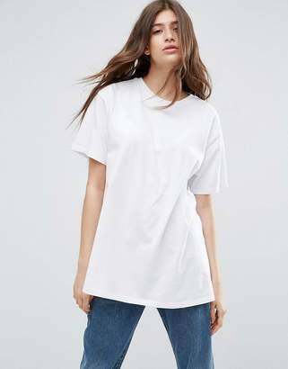 ASOS Super Oversized Boyfriend T-Shirt $23 thestylecure.com