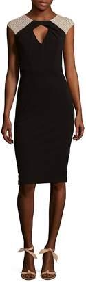 Jax Women's Stud Detail Bodycon Dress