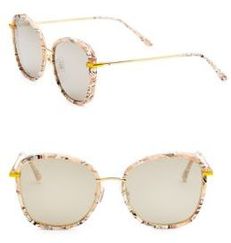 Gentle Monster Switchback 58MM Oversized Sunglasses $260 thestylecure.com