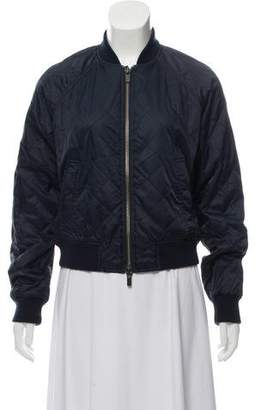 Vince Quilted Down Jacket