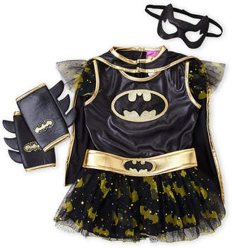 DC Girls) 5-Piece Batgirl Costume Set
