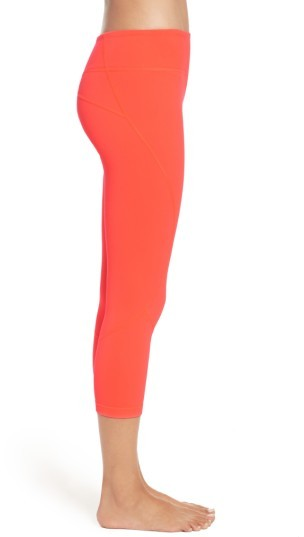 Women's Zella 'Live In' Crop Leggings 5