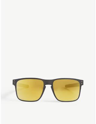 Oakley Holbrook metal square sunglasses