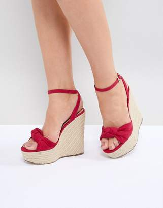Miss KG Piper Wedge Sandals