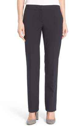 Halogen 'Taylor - Ela' Straight Leg Suit Pants (Regular & Petite)