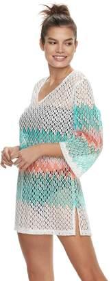 Apt. 9 Women's Heat Wave Crochet Cover-Up