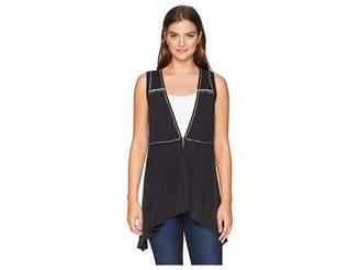 Double D Ranchwear Santo Domingo Thunderbird Vest Women's Vest