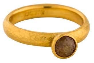 Gurhan 24K Diamond Ring
