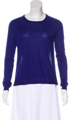 Mason Cashmere Long Sleeve Top