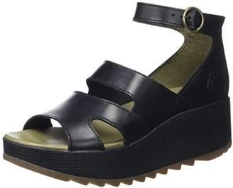 Fly London Women's KEVA976FLY Heels Sandals,36 EU