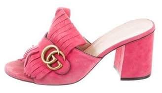 Gucci 2017 Marmont Sandals