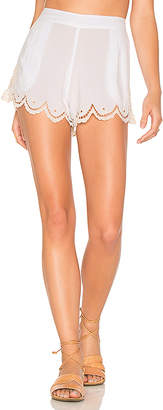 Cleobella Flor Short in White $132 thestylecure.com
