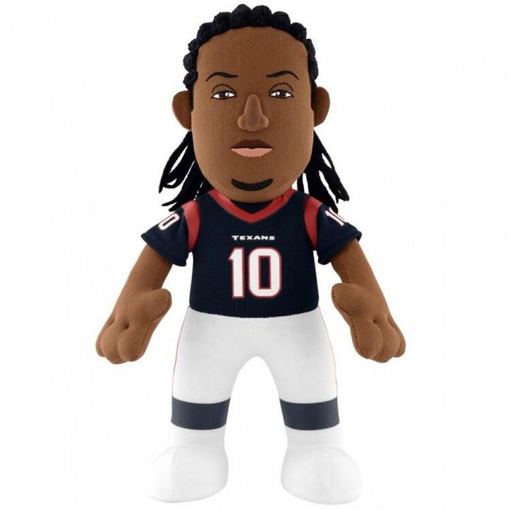 NFL Houston Texans DeAndre Hopkins 10-Inch Plush Figure