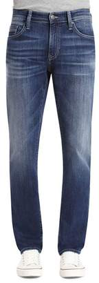Mavi Jeans Marcus Slim Straight Fit Jeans in Dark Blue