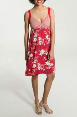 Smash Wear Floral Tank Dress