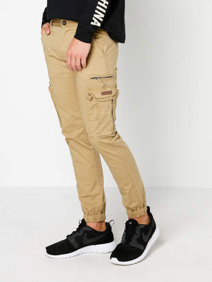 BEIGE Henleys Eagle Pant in