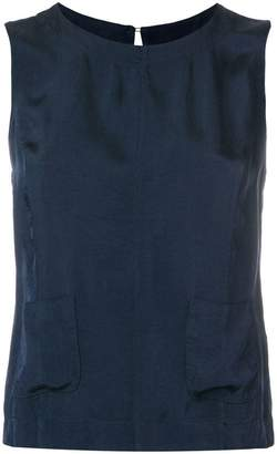Roberto Collina sleeveless blouse