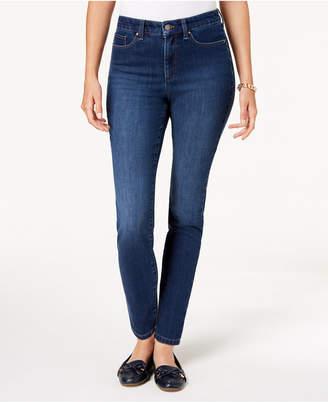 Charter Club Petite Tummy Control Skinny Jeans