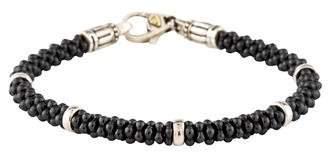 Lagos Ceramic Caviar Bead Bracelet