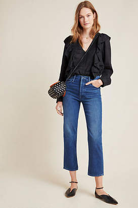 Mother The Tomcat Ultra High-Rise Relaxed Jeans