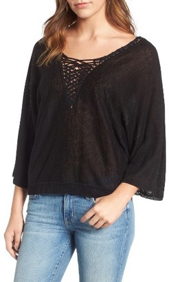 Women's Ella Moss Zayla Sweater $195 thestylecure.com