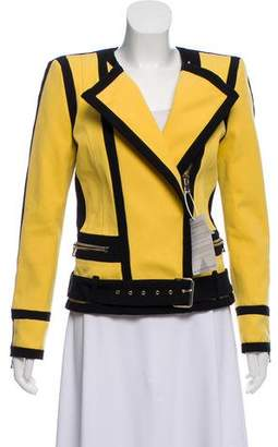 Balmain Belted Structured Jacket w/ Tags