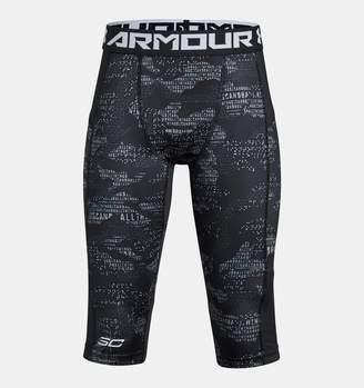 Under Armour Boys' SC30 Knee Tights