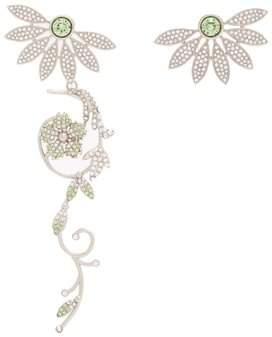 Burberry Daisy drop earrings