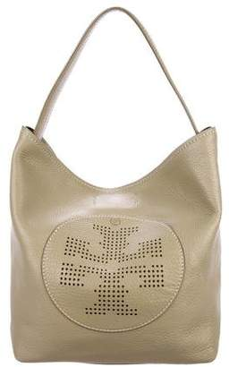 Tory Burch Leather Quinn Hobo
