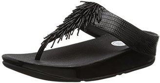 FitFlop Women's Cha Cha Sandal $45.52 thestylecure.com