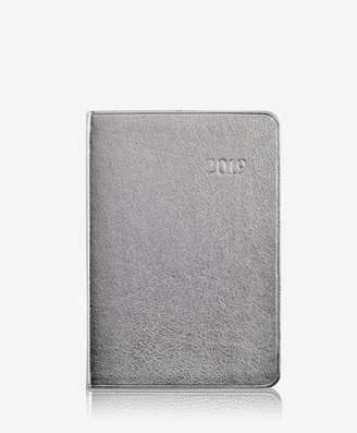 GiGi New York 2019 Daily Journal Metallics Leather