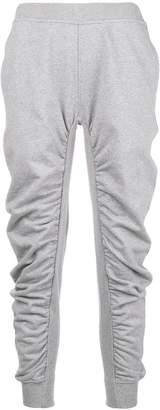 Stella McCartney draped track trousers