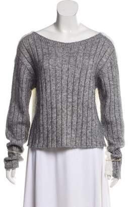 Aviu Silk Blend Knitted Sweater