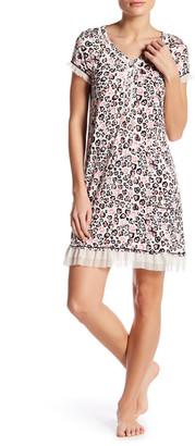 Kensie Such A Thrill Sleepshirt $48 thestylecure.com