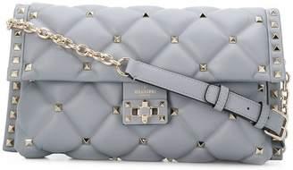 Valentino Candystud quilted shoulder bag