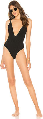 MinkPink Lush Shirred One Piece