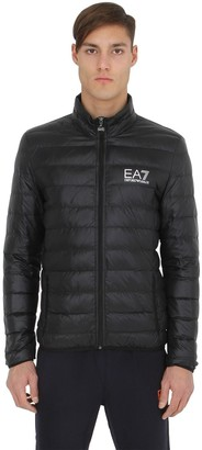 Emporio Armani Ea7 Train Core Packable Light Down Jacket