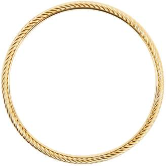David Yurman Yellow gold bracelet