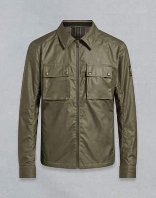 54a81aa6436b Mens Brown Wax Jacket - ShopStyle UK