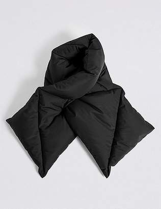 Marks and Spencer Puff Scarf