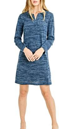 Aryeh Blue Knit Dress