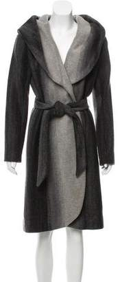 Zac Posen Alisha Wrap Coat w/ Tags