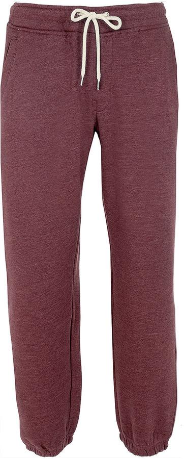 Topman Dark Purple Sweatpants