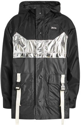 Palm Angels Color Block Fabric Jacket