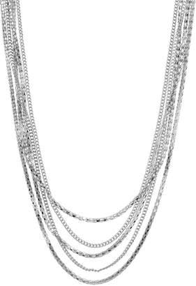 JLO by Jennifer Lopez Long Multistrand Chain Necklace